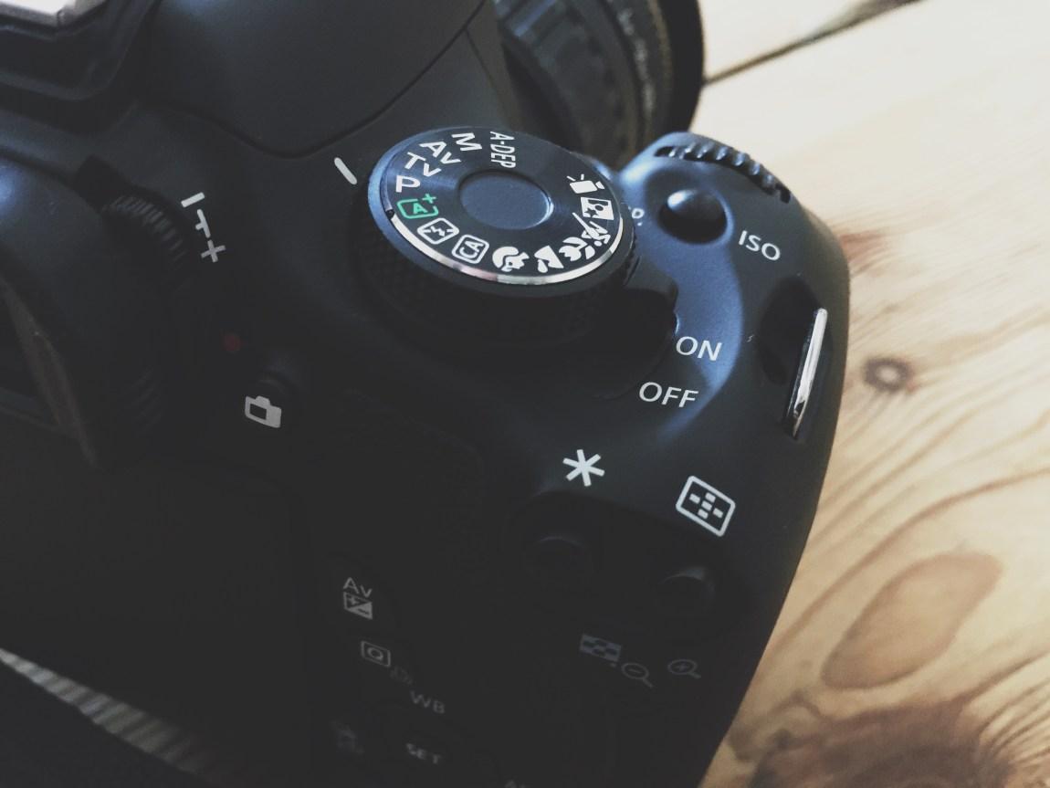 Back Button Focus für die Canon EOS 600D