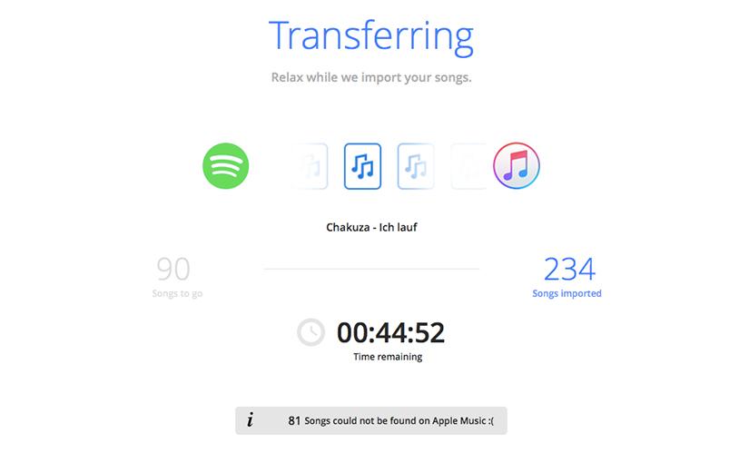 Spotify Playlisten bei iTunes importieren