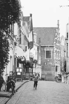 Leeuwarden - Eine Stadt in den Niederlanden