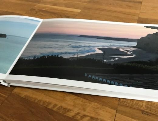 Fotobuch im A4-Querformat von Saal Digital
