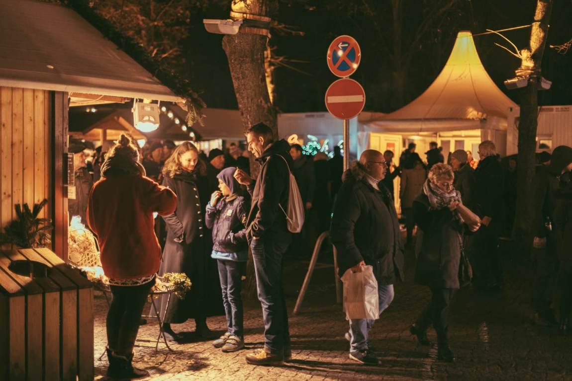 Weihnachtsmarkt am Schloss Charlottenburg
