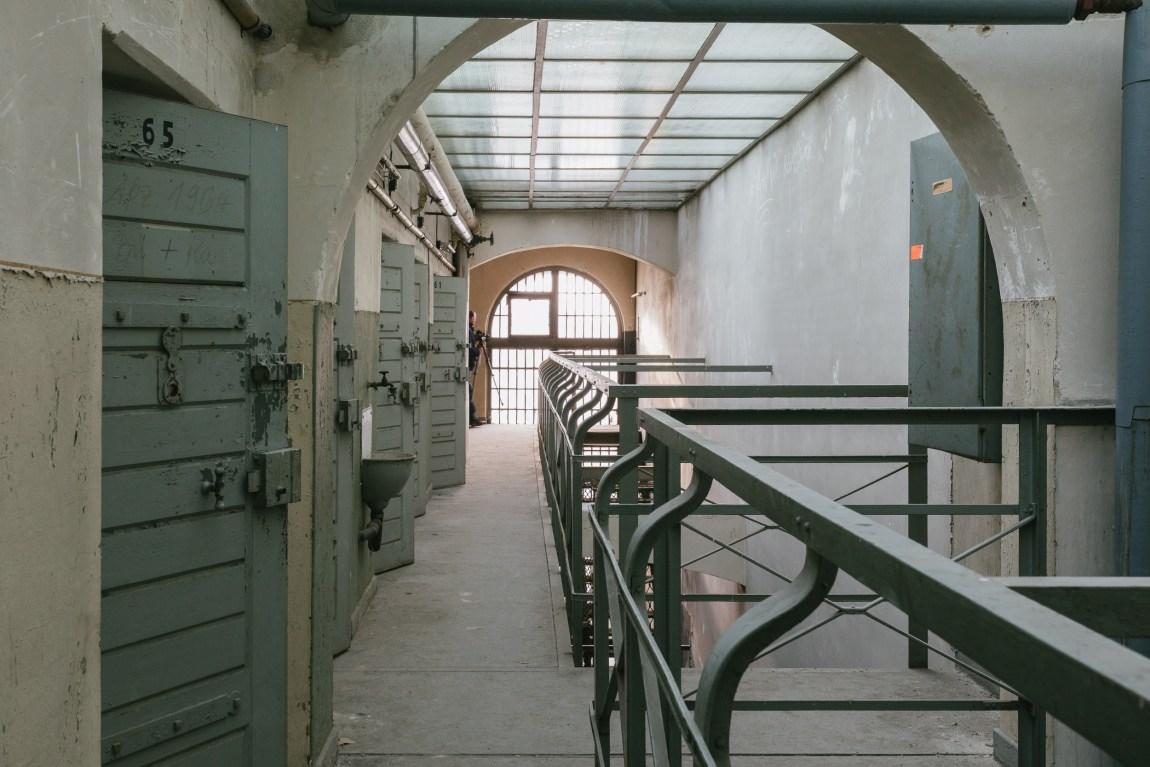 Das Gefängnis in Berlin Köpenick