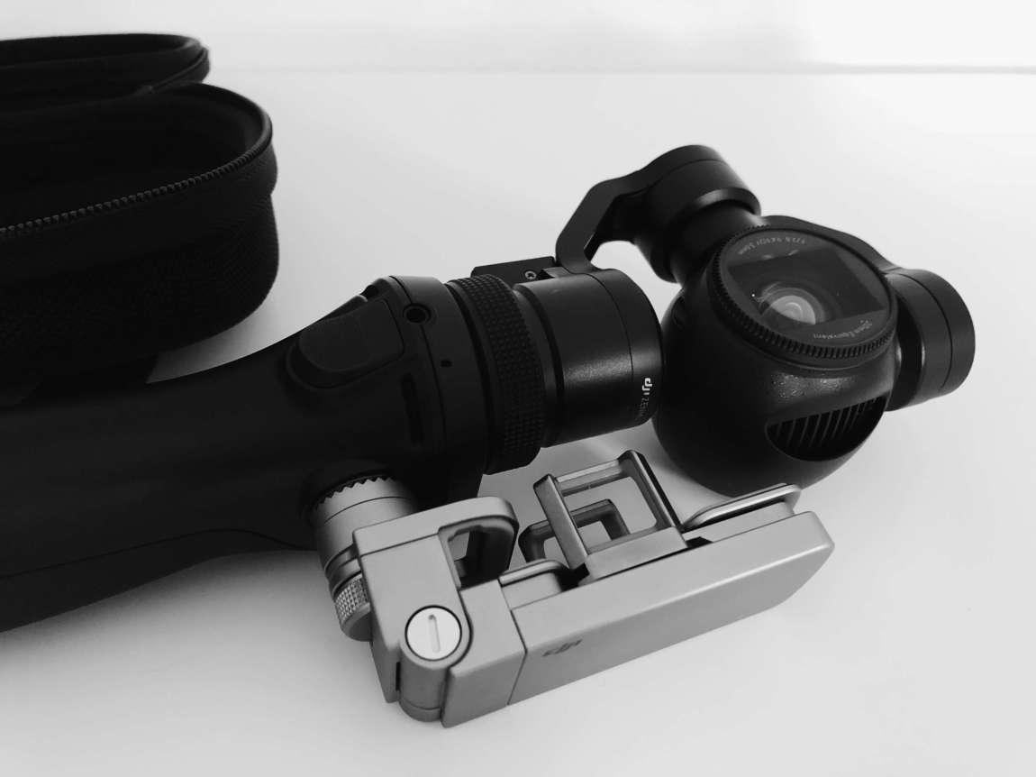 DJI Osmo Action-Kamera - Ein Testbericht