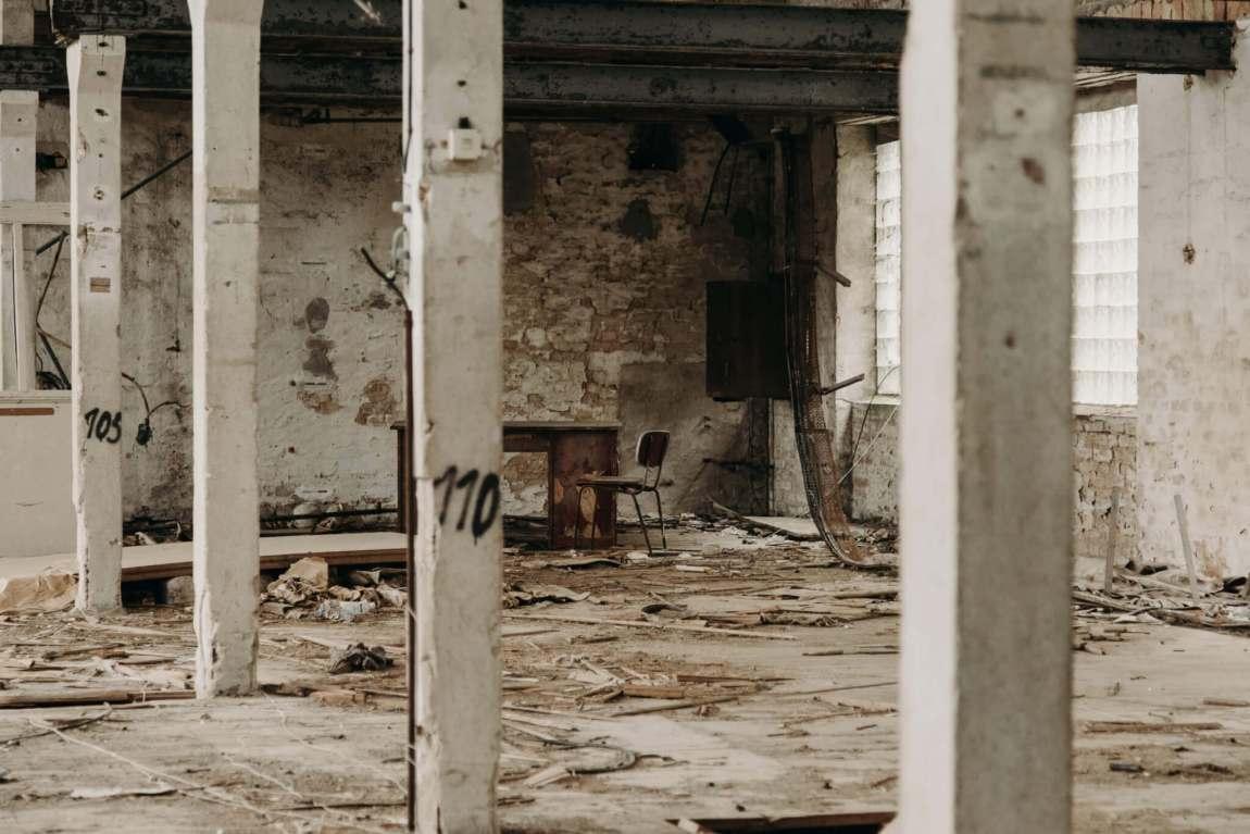 Behrnsche Mühle - Ein verlassener VEB Betrieb
