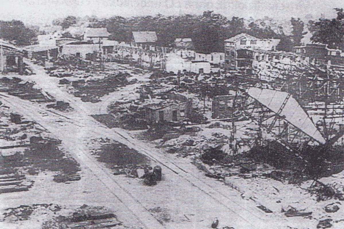 Die Geschichte meines Opas - Das Kriegsende 1945