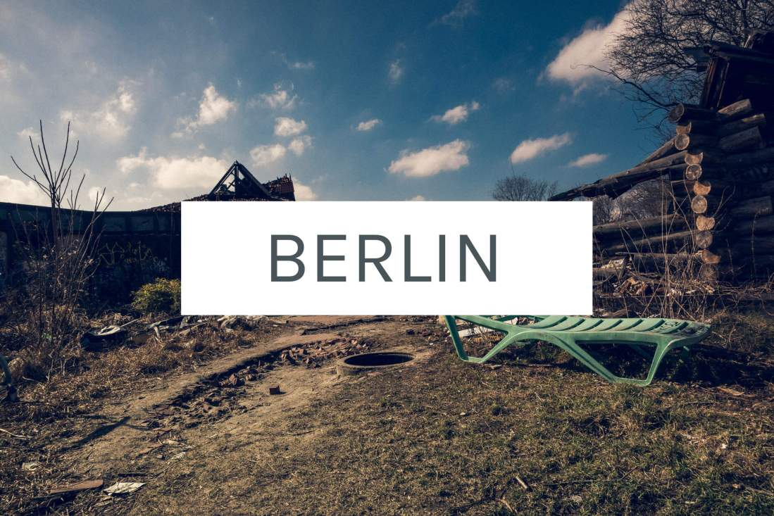 Lost Places in Berlin