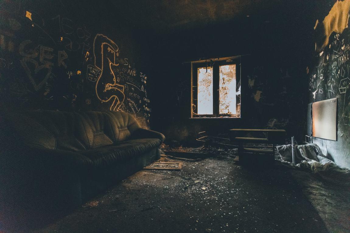 Elisabeth-Sanatorium - Die verlassene Hautklinik