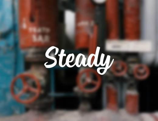 Steady - Unterstütze uns!