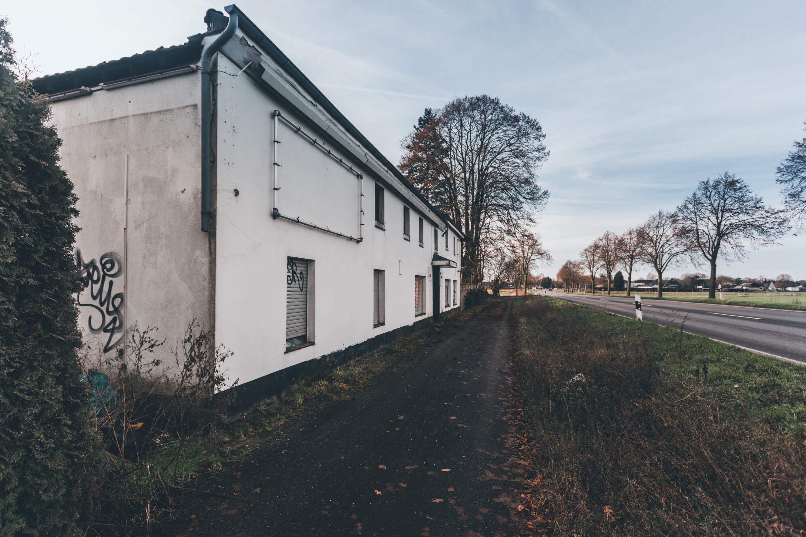 Nachtclub Gerderather Mühle