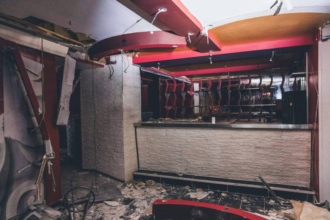 Casino Royal - Das verlassene Bordell