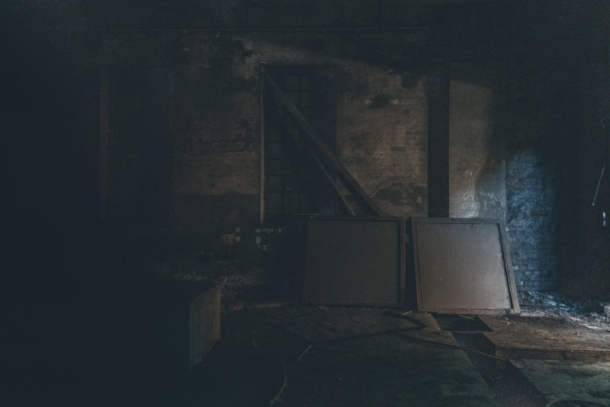 Alte Ziegelei im Dornröschenschlaf