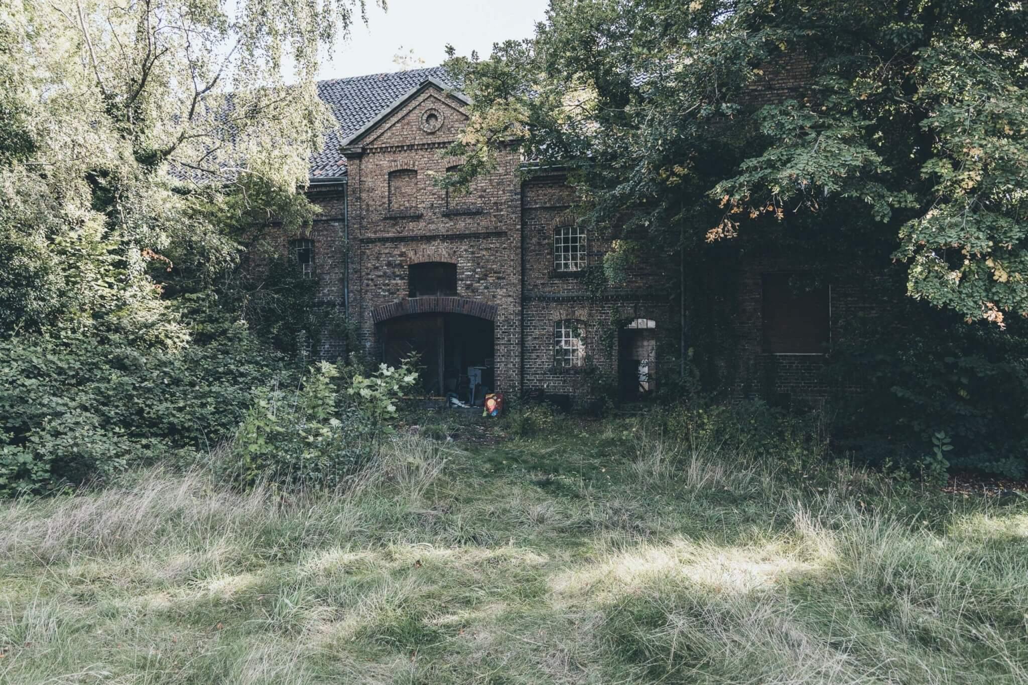 Der Gruselbauernhof