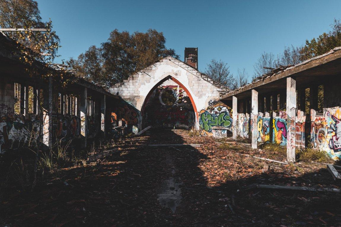 Militärkaserne Camp Hitfeld