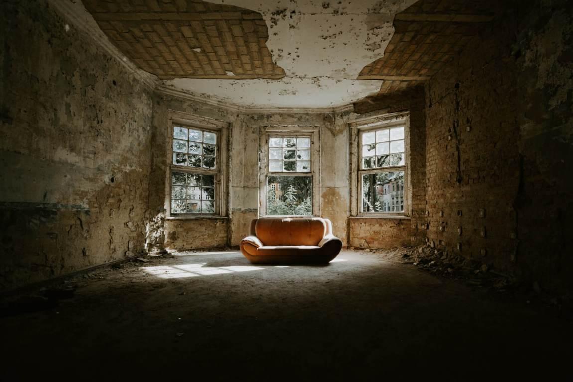 Die 10 spannendsten Lost Places in Brandenburg 2021