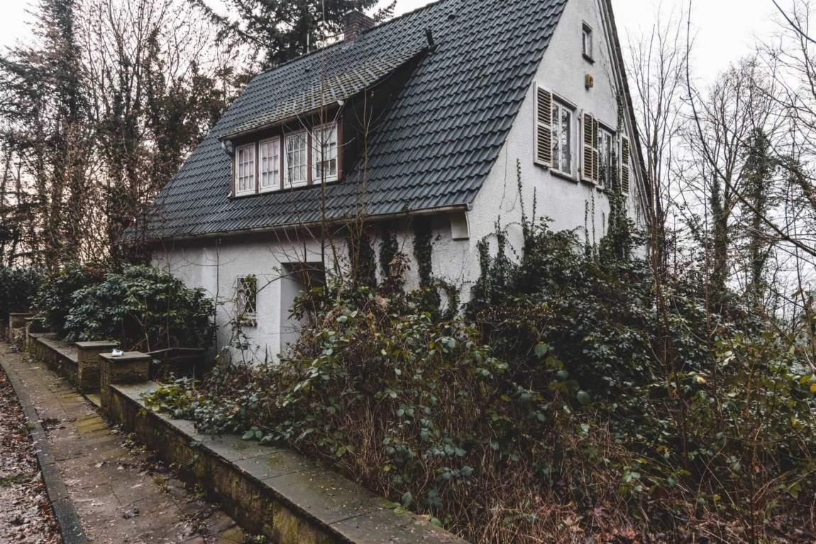 Das alte Burghotel