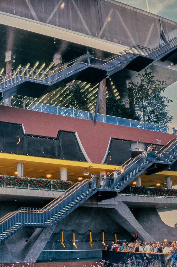 Von früher: Expo 2000 in Hannover
