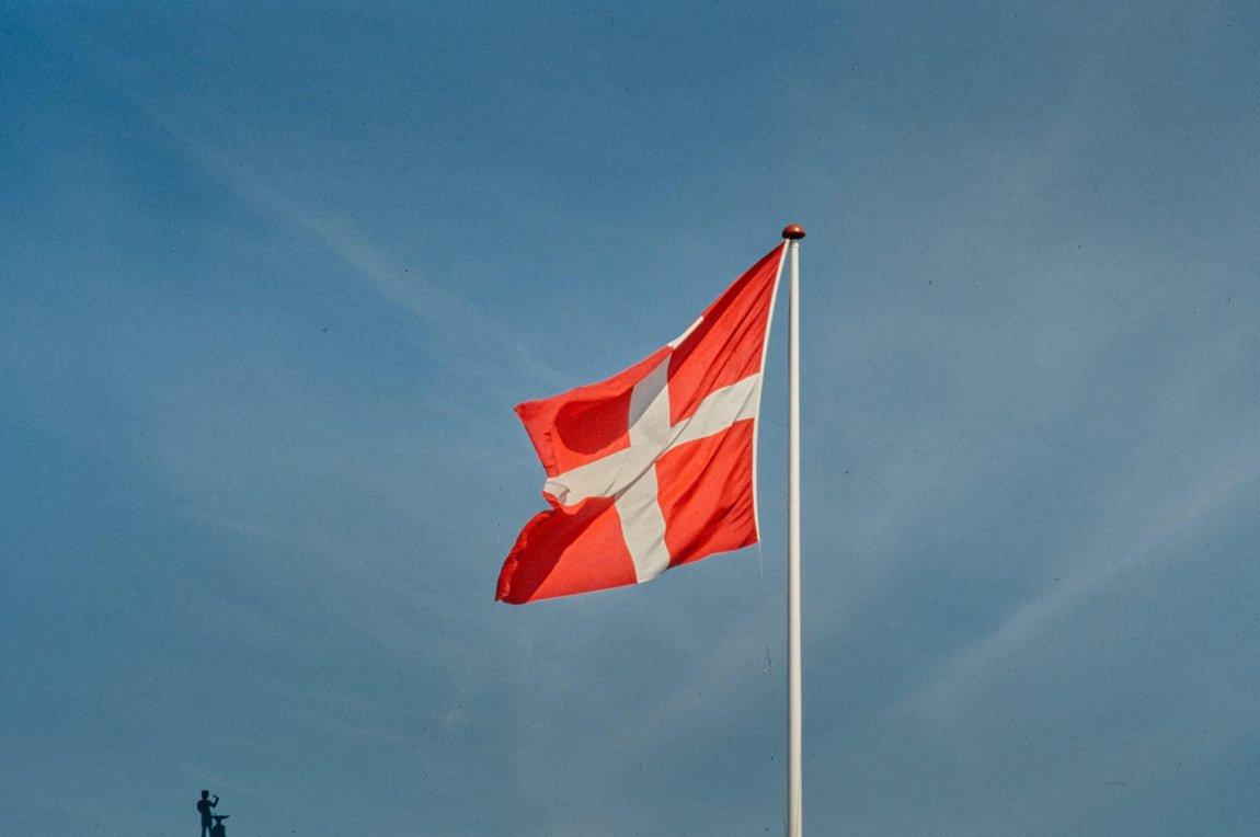 Von früher: Dänemark im Sommer 1991
