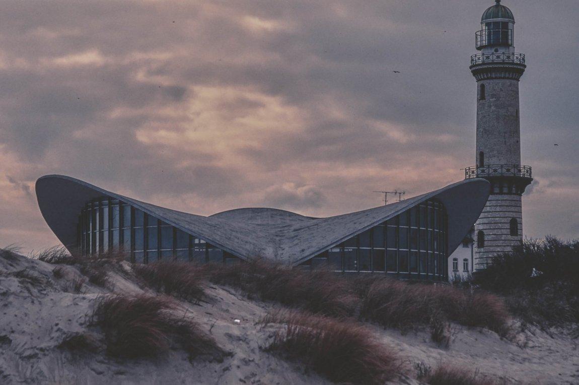 Von früher: Rügen an Ostern 1995