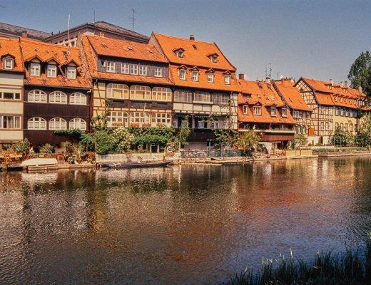 Von früher: Nürnberg im Sommer 1994