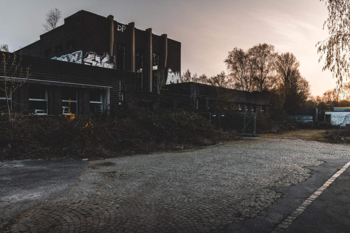 Zentralkokerei Alma - Hauptschachtanlage Zeche Alma