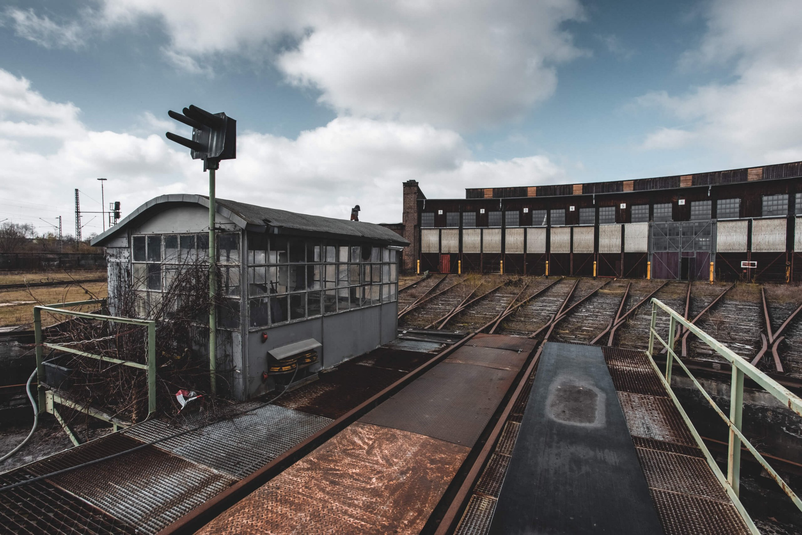 Bahnbetriebswerk Gelsenkirchen-Bismarck