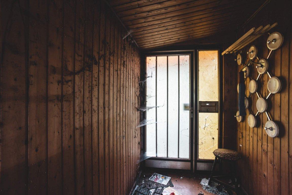 Das Haus des Oldtimersammlers