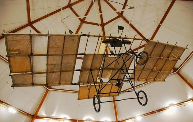 Replika Richard Pearseovog aviona