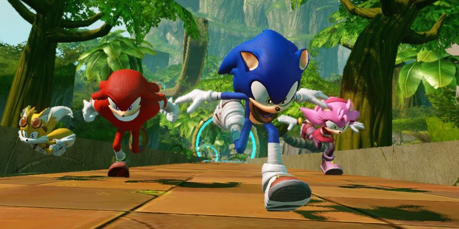 Review Sonic Boom Rise Of Lyric