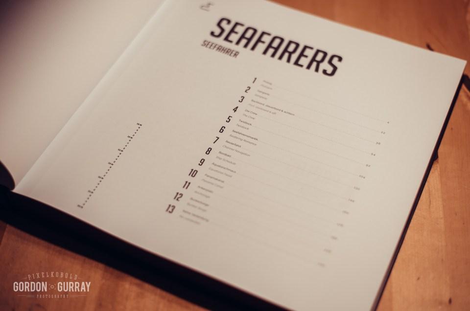 Seafarers - Ein Fotoband von Patrick Ludolph