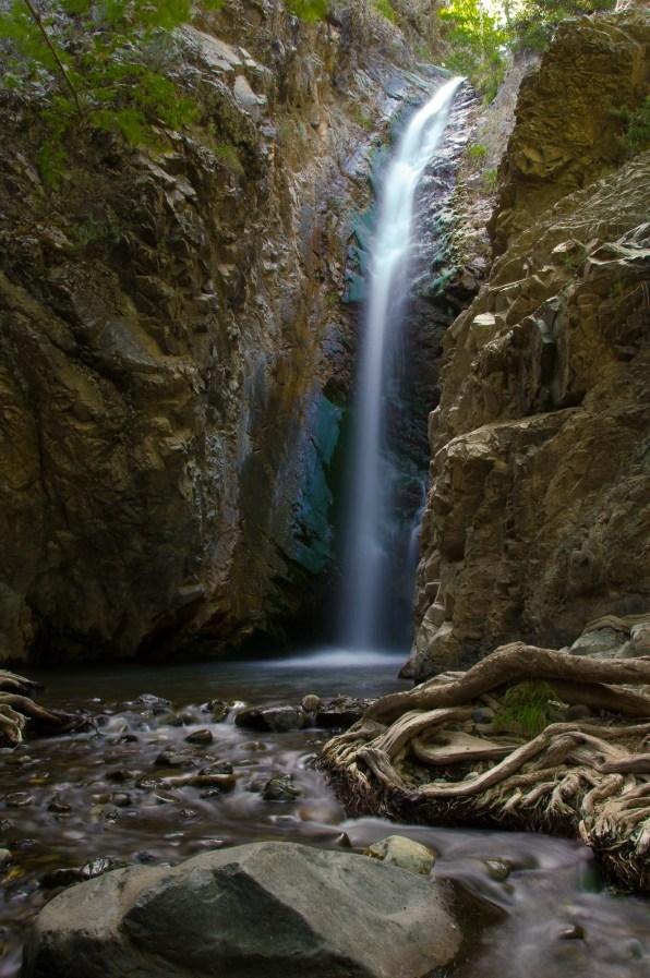 Millomeri Waterfalls