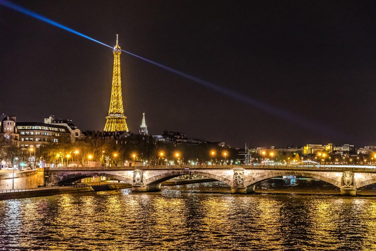 © Tour Eiffel – illuminations, Pierre Bideau