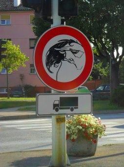 Graffiti in Umag (Croatia)