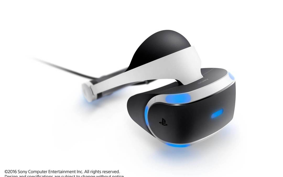 Playstation VR is here! I can't wait to play