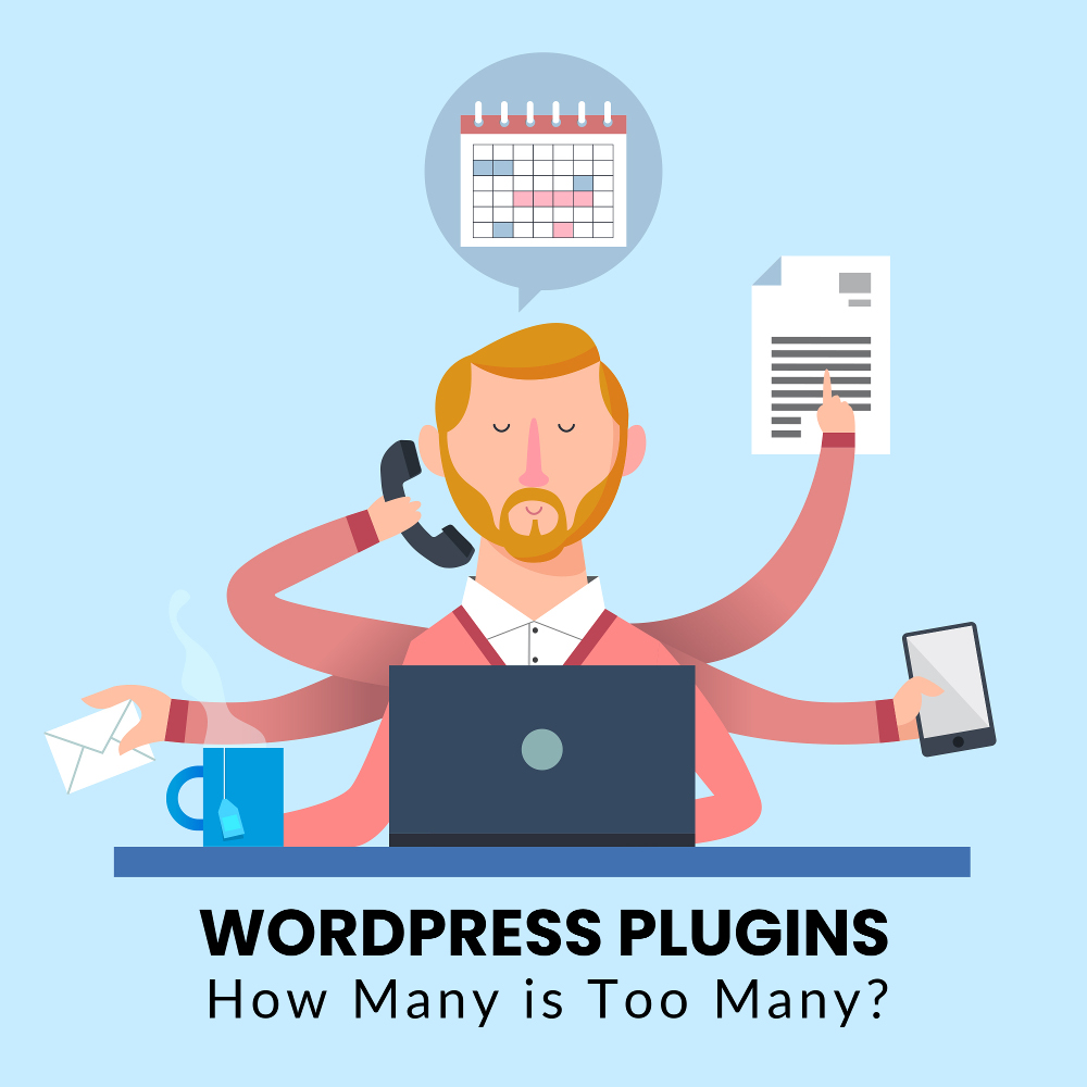 Wordpress Plugins - How Many is Too Many? >> PixelMediaPress