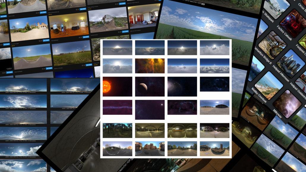 FREE TOP HD HDRI WEBSITES - PIXELNIL