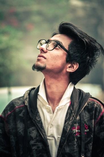 On Frame : Rahul Mukherjee