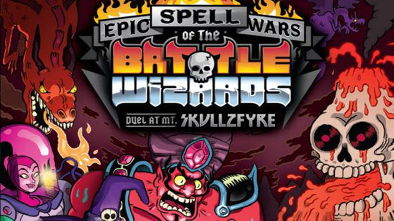 Under the Lid Episode III – Epic Spell Wars of the Battle Wizards: Duel at Mt. Skullzfyre