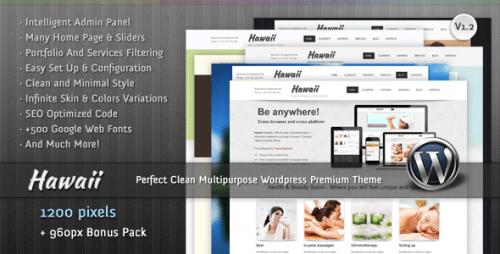 20_Hawaii - Multipurpose WordPress Premium Theme