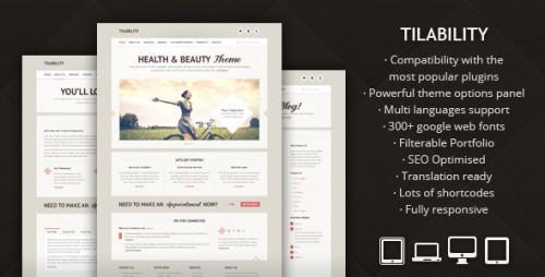 29_Tilability - Responsive Health & Beauty WP theme