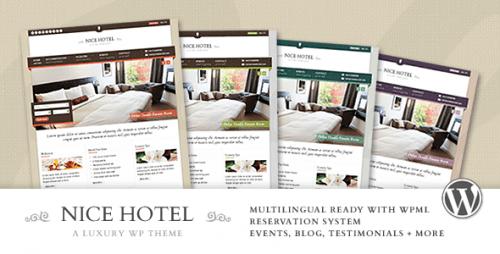 32_Nice Hotel - WordPress Theme