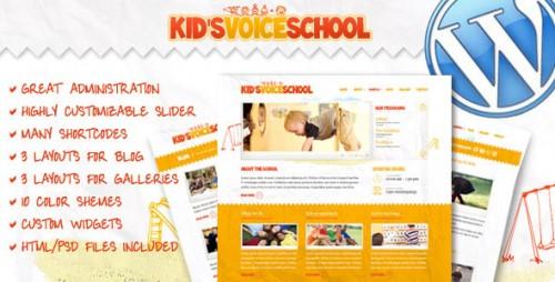 38_Kid's Voice School WordPress Theme