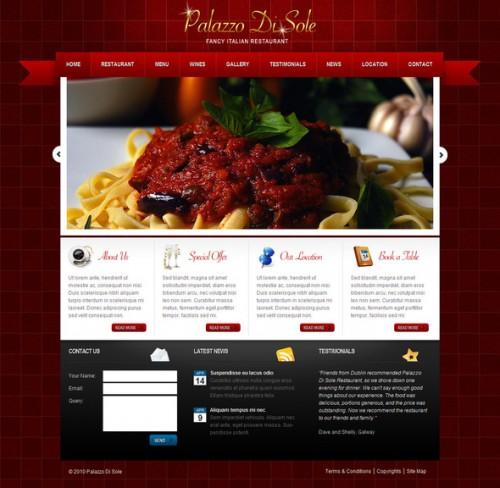 47_Palazzo Di Sole - WordPress Theme