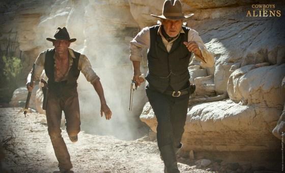Cowboys & Aliens Movie c Wide Wallpapers PixelPinch
