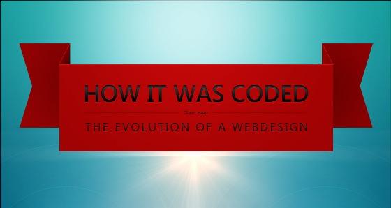 Evolution of WebDesign