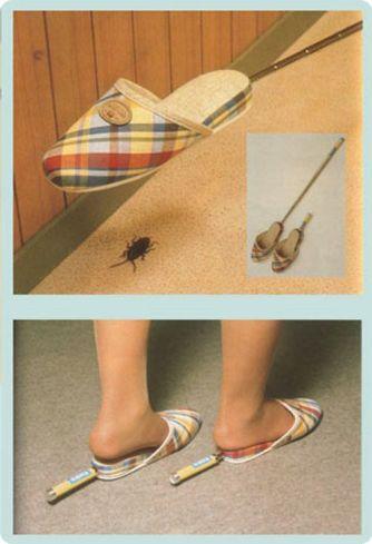 chindogu best inventions unuseless kill cockroach