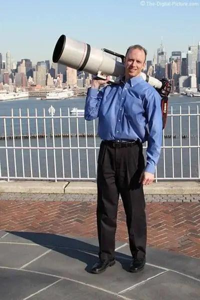 Canon EF 1200mm f/5.6 L USM Lens