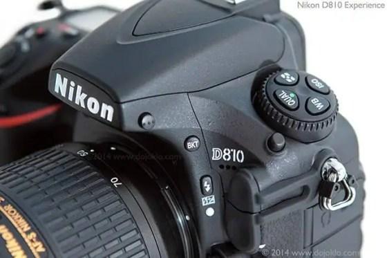 Nikon D810 Tutorial