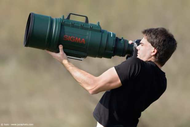 Sigma 200-500mm is one of the most expensive lens