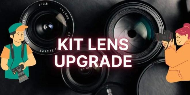 best alternative to kit lens
