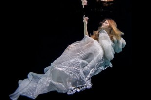 learn to sink in underwater photography